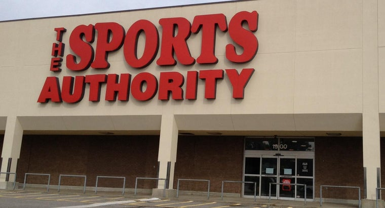 Where Can You Get a Sports Authority Rewards Card?