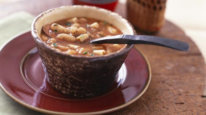 How Do You Make Pasta E Fagioli From Scratch?