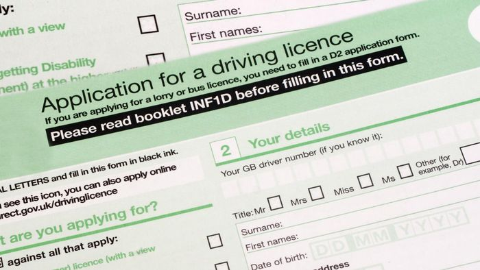 Can You Renew a Driver's License Online?