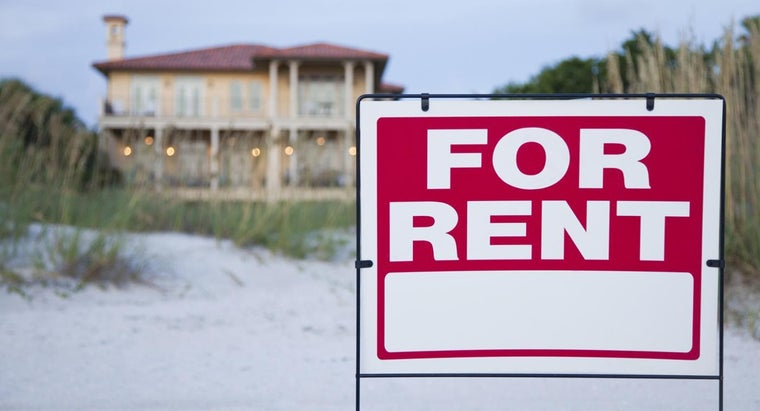 How Do You Find Homes for Rent That Have Significant Acreage?