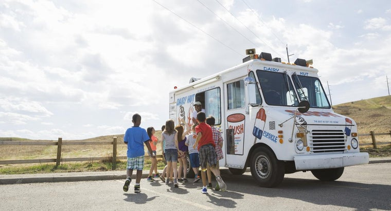 Are There Any Online Games Where You Drive an Ice Cream Truck?