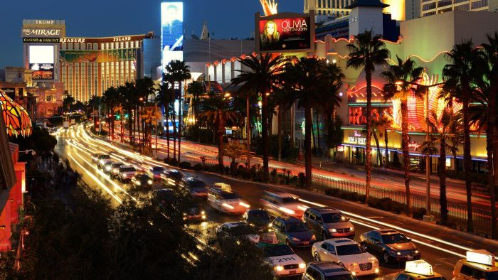 Which Credit Unions Have Locations in Las Vegas?