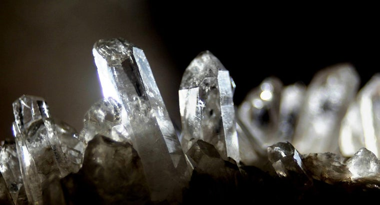 What Do Crystals Looks Like?