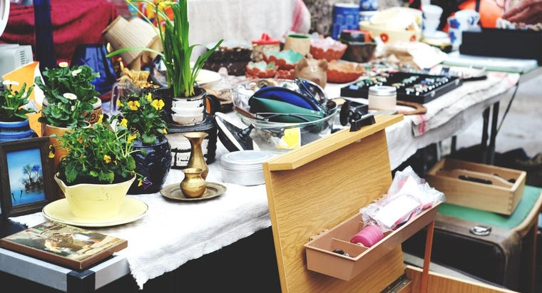 What Are Some Good Flea Markets in Round Top, Texas?