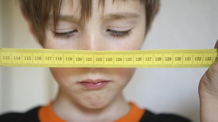 How can you find a table of metric measurements?