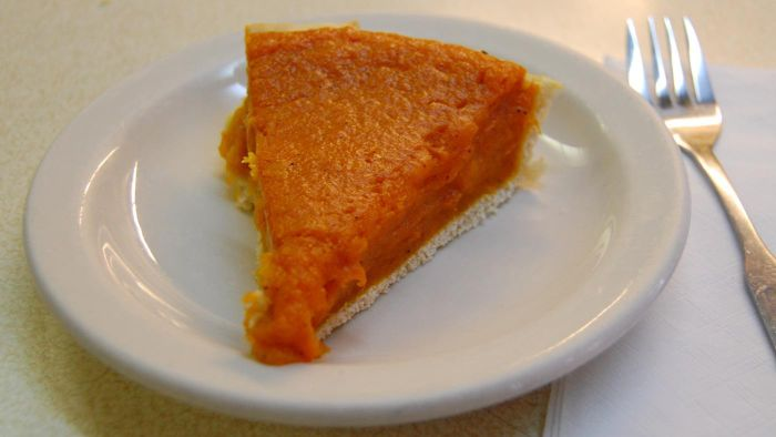 What Is a Simple Recipe for Sweet Potato Pie?