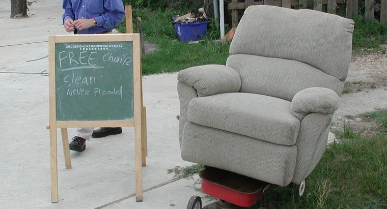 Where Can You Get Free Stuff Such As Furniture?