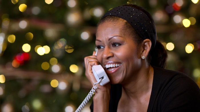 Is There a Way for People to Contact Michelle Obama?
