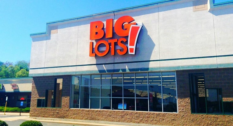 How Do You Find Big Lots Store Locations?