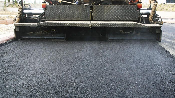 What Is the Formula for Calculating Asphalt Tonnage?