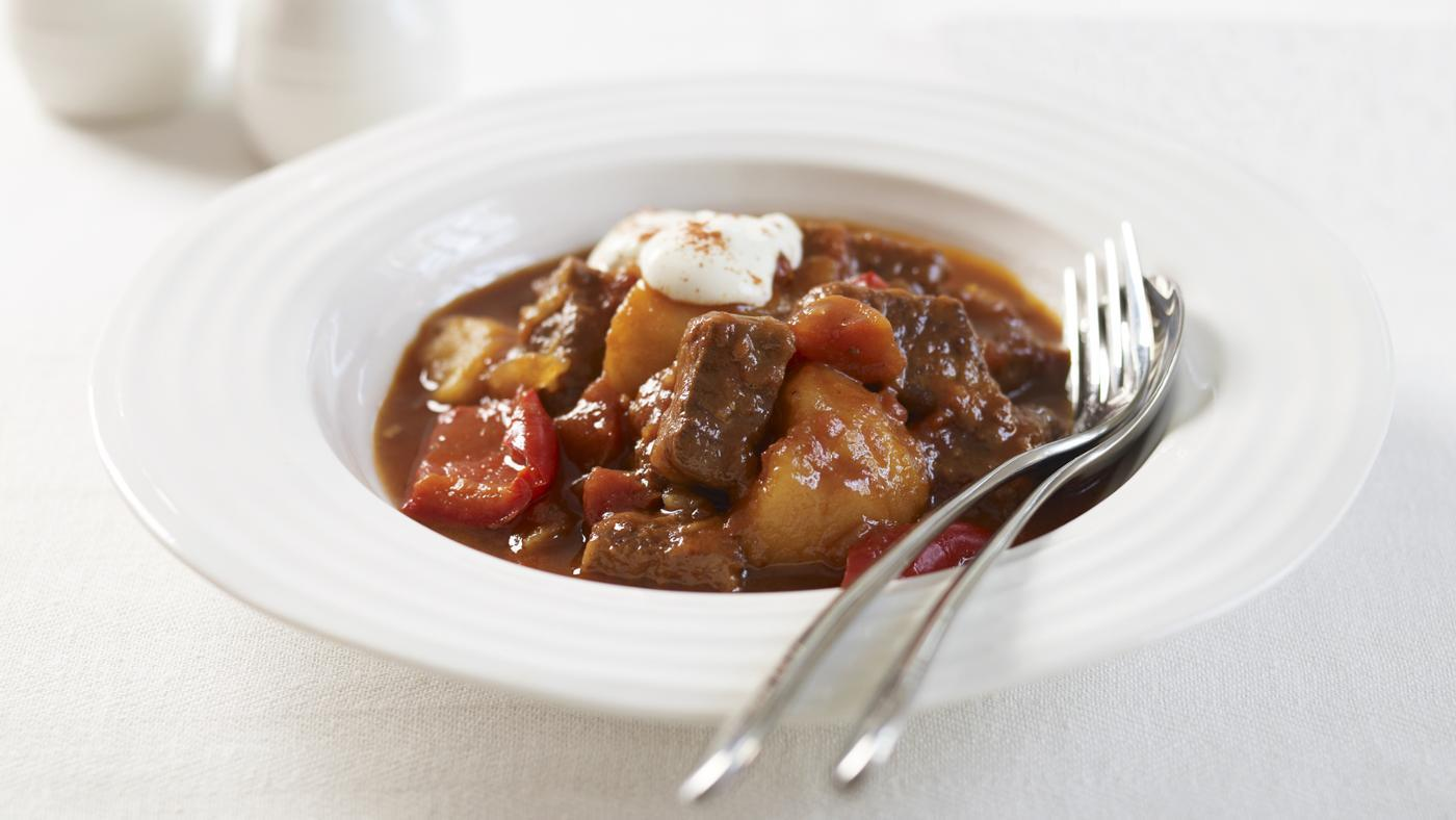 What Is Hungarian Goulash?