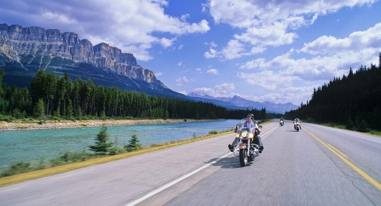 What Are Some of the Best-Selling Motorcycles in Canada?