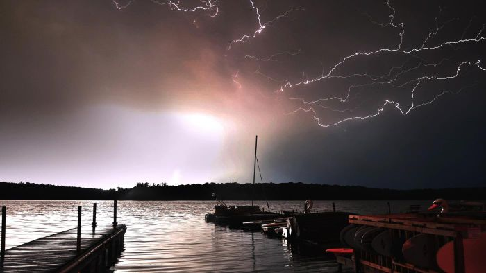 What Comes First: Thunder or Lightning?