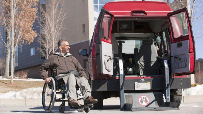 Where can you purchase a used wheelchair lift?