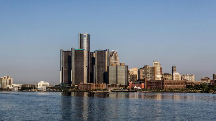What Is the General Property Tax Rate in Detroit, Michigan?