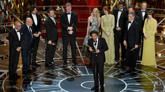 What Movie Won Best Picture at the Oscars in 2015?
