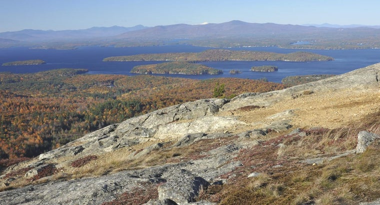 "Which State Is Nicknamed ""The Granite State""?"