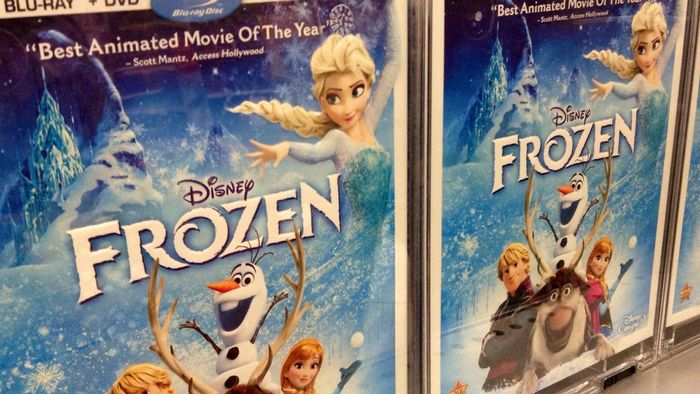 Is the Quality Better If You Download or Stream the Movie Frozen?