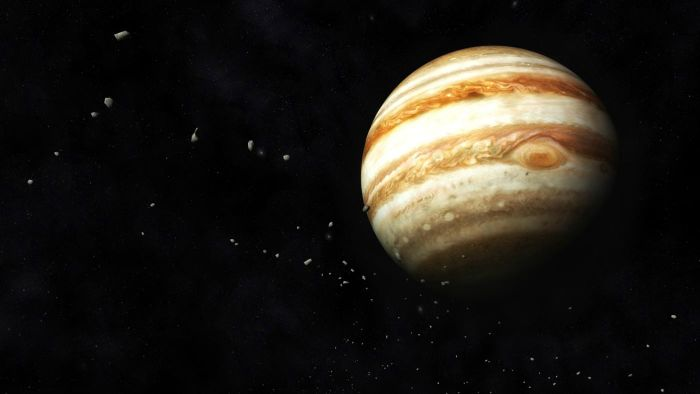 How Many Miles Is Jupiter From Earth?