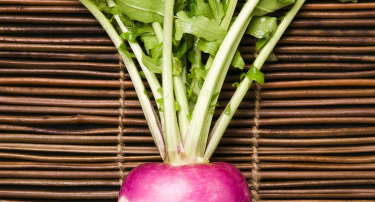 What Are Some Nutrition Facts About Turnips?