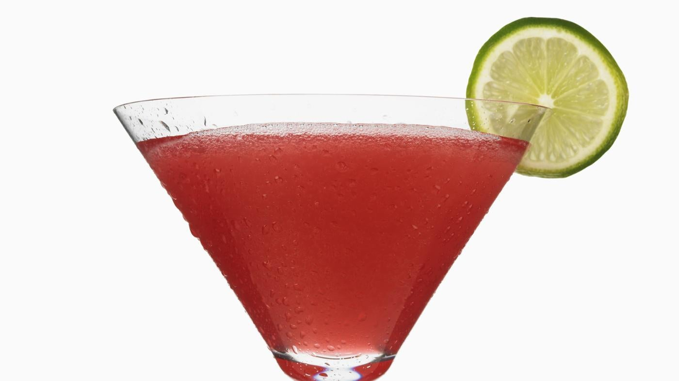 What Is the Recipe for a French Martini?