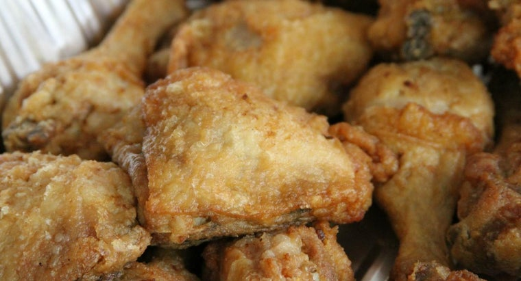 What Is the Broasting Method of Cooking Chicken?