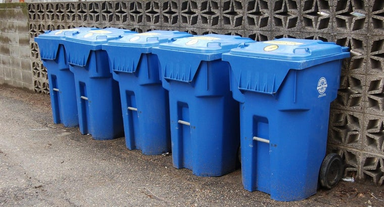What Companies Recycle Household Waste?