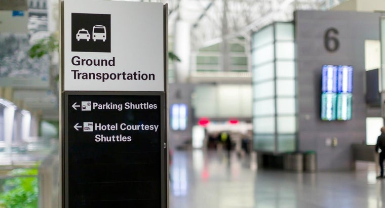 How Do You Find a Cheap Airport Shuttle?