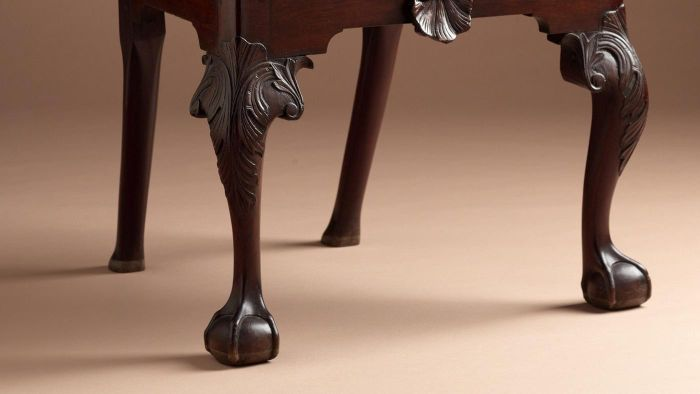 What Are Wood Ball-Claw Feet for Furniture?