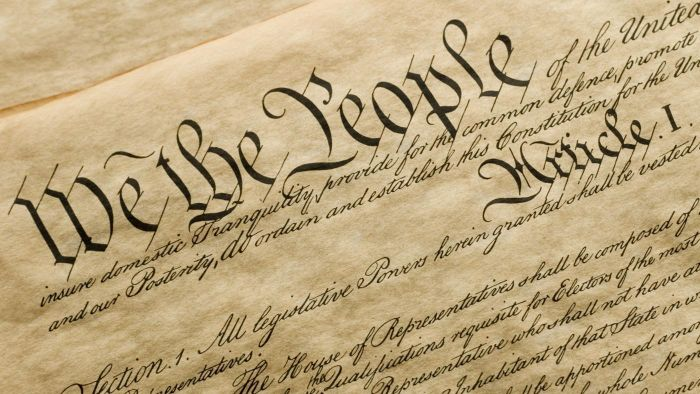 Where Can You Find a Printable Version of the Constitution?