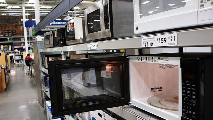 Where Can You Buy a GE Spacesaver II Microwave?