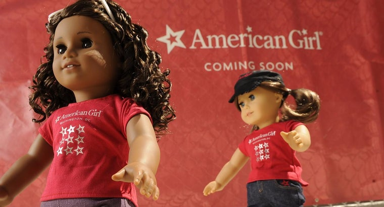 When Was the First American Girl Store Opened?