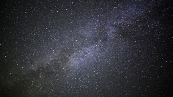 What Are Some Celestial Bodies Visible in the Night Sky?