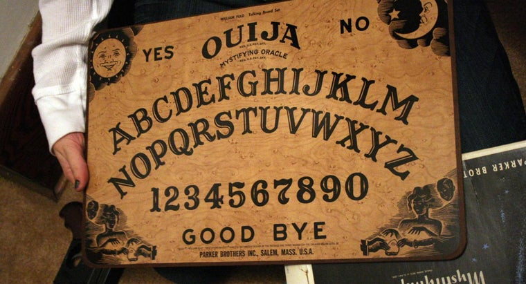 Are There Any Ouija Boards Online?