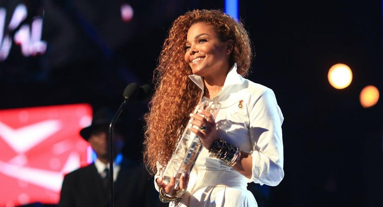 What Are Some of Janet Jackson's Accomplishments?