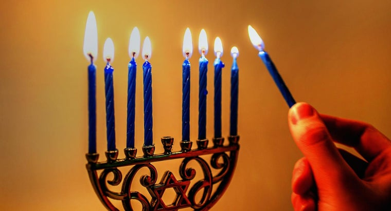 What Are Some Jewish Holidays?