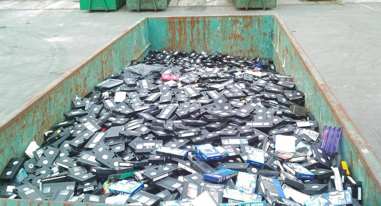 How Can You Sell Old VHS Movies?