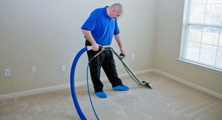 How Do You Choose a Carpet Cleaner to Rent?
