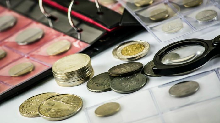 What are some expensive rare coins?