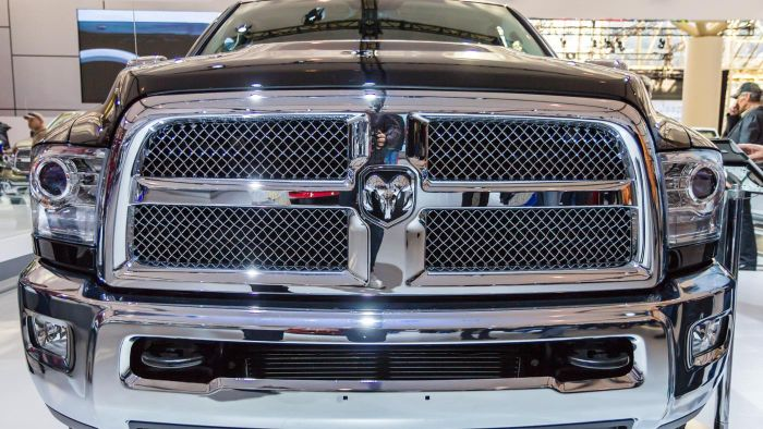 What Are Some Features of the 2015 Dodge Ram 1500?