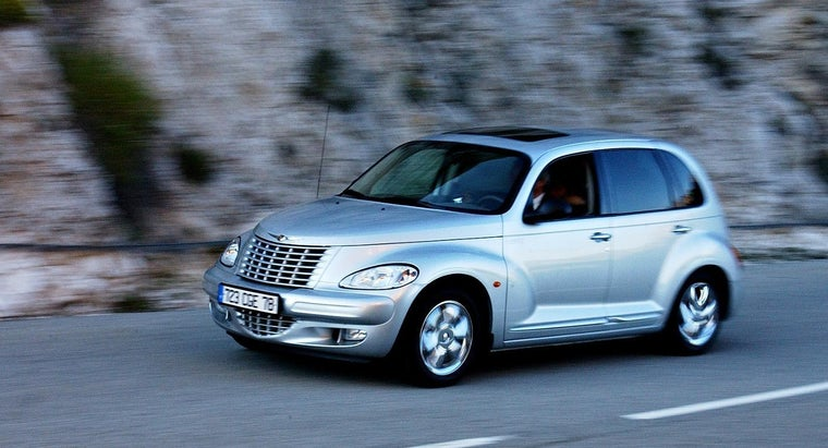 What Is the Average Gas Mileage for PT Cruisers?