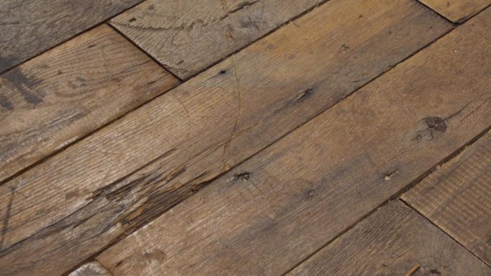 How Do You Repair Scratches on a Wood Floor?