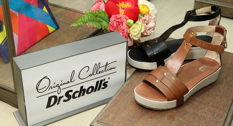 Which Stores Sell Dr. Scholl's Foot Machines?