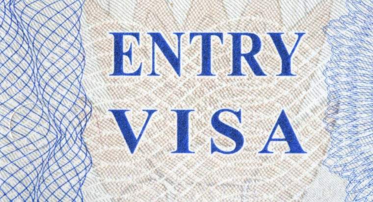 Which Countries Require Americans to Apply for Tourist Visas Upon Entry?