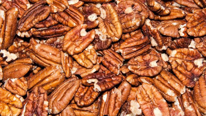 What Are Some Recipes for Oven-Toasted Pecans?