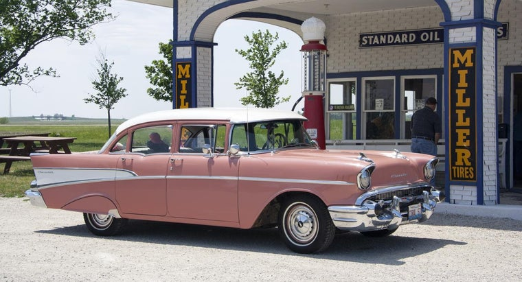 How Do You Buy a Classic Chevy?
