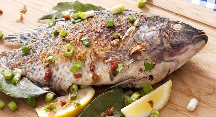 What Is an Easy Recipe for Baked Tilapia?