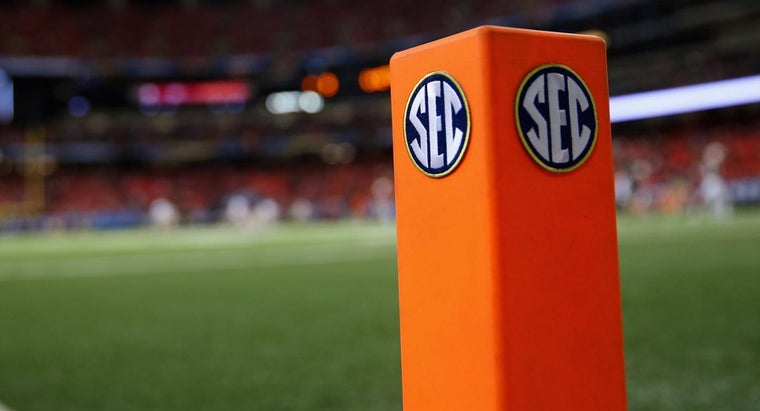 How Do You Find SEC Football Scores?