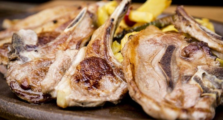 What Are Some Recipes for Lamb Chops on the Grill?