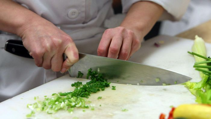 How do you improve your culinary skills?